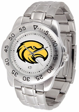 Southern Miss Sport Men's Steel Band Watch