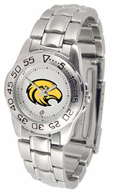 Southern Miss Sport Women's Steel Band Watch