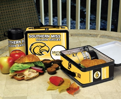 Southern Miss Tin Lunch Box