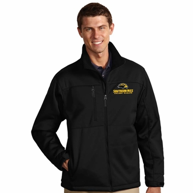 Southern Miss Mens Traverse Jacket (Color: Black)