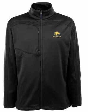 Southern Miss Mens Viper Full Zip Performance Jacket (Team Color: Black)