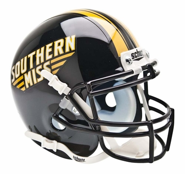Southern Miss Golden Eagles Schutt Mini Helmet