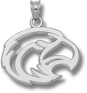 Southern Mississippi Sterling Silver Pendant