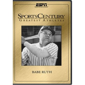 SportsCentury Greatest Athletes - Babe Ruth DVD