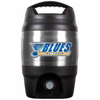 St Louis Blues 1 Gallon Tailgate Jug