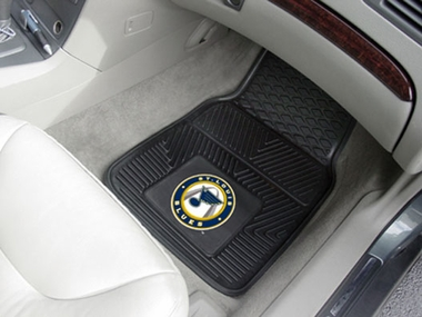 St Louis Blues 2 Piece Heavy Duty Vinyl Car Mats