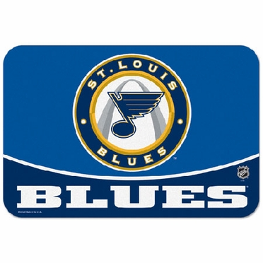St Louis Blues 20 x 30 Mat