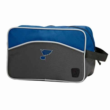 St Louis Blues Action Travel Kit (Team Color)
