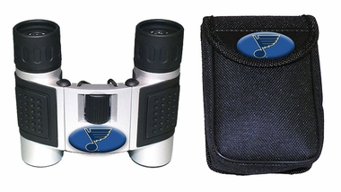 St Louis Blues Binoculars and Case