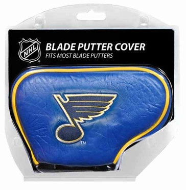 St Louis Blues Blade Putter Cover
