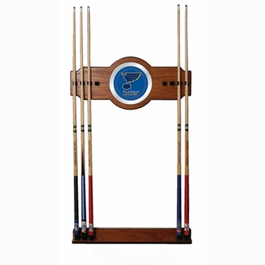 St Louis Blues Cue Rack