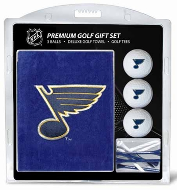 St Louis Blues Embroidered Towel Gift Set