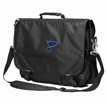 St Louis Blues Executive Attache Messenger Bag