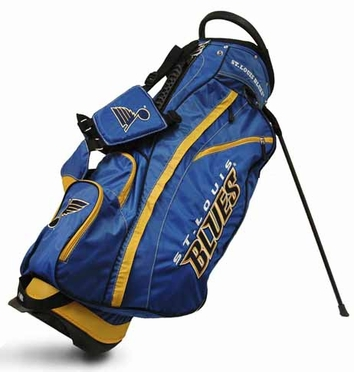 St Louis Blues Fairway Stand Bag