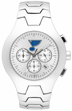St Louis Blues Hall of Fame Mens Watch