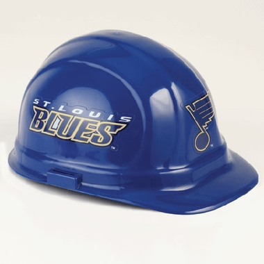 St Louis Blues Hard Hat