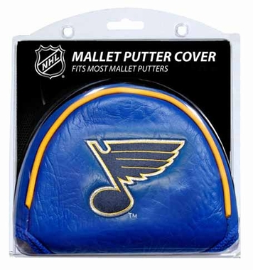 St Louis Blues Mallet Putter Cover