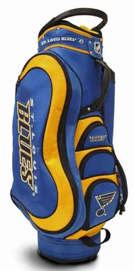St Louis Blues Medalist Cart Bag