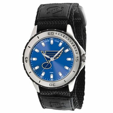 St Louis Blues Mens Veteran Watch