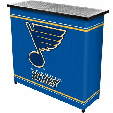 St Louis Blues Portable Bar