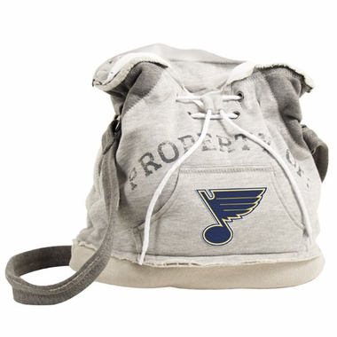 St Louis Blues Property of Hoody Duffle