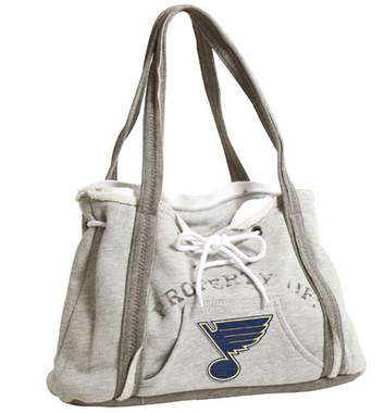 St Louis Blues Property of Hoody Purse
