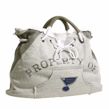St Louis Blues Property of Hoody Tote