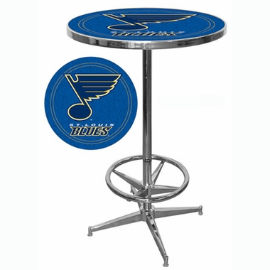 St Louis Blues Pub Table
