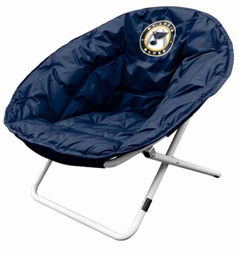 St. Louis Blues Sphere Chair