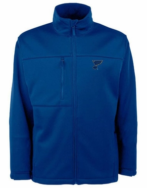 St Louis Blues Mens Traverse Jacket (Color: Royal)