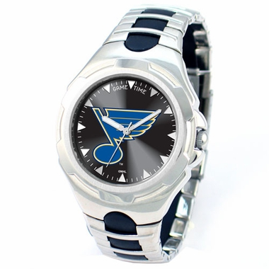 St Louis Blues Victory Mens Watch
