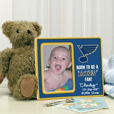 St Louis Blues Youth Picture Frame