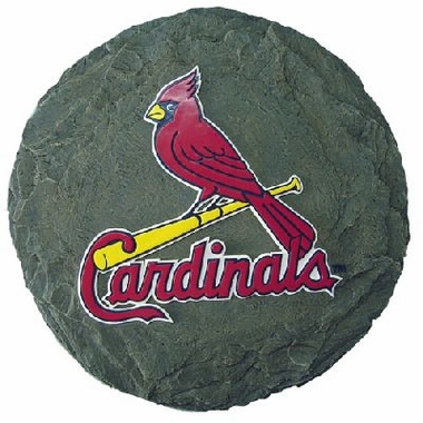 "St Louis Cardinals 13.5"" Stepping Stone"