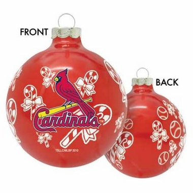 St Louis Cardinals 2010 Traditional Ornament