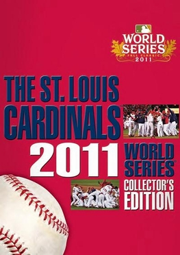 St. Louis Cardinals 2011 W.S. Champs Collector's Edition DVD Box Set