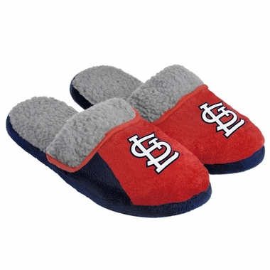 St. Louis Cardinals 2012 Sherpa Slide Slippers