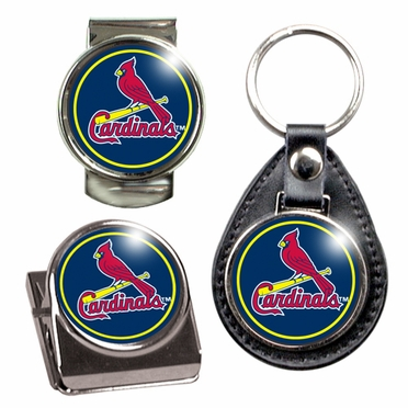St Louis Cardinals 3 Piece Gift Set