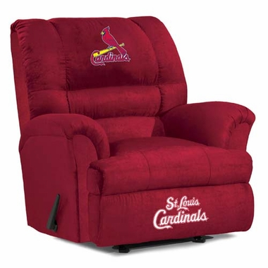 St Louis Cardinals Big Daddy Recliner