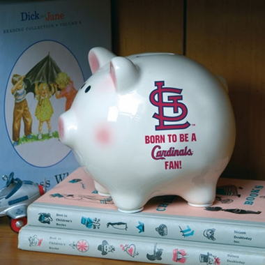St Louis Cardinals (Born to Be) Piggy Bank