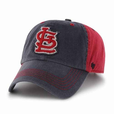 St. Louis Cardinals Bower Clean Up Adjustable Hat