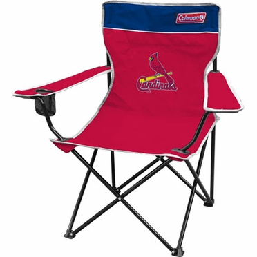 St Louis Cardinals Broadband Quad Tailgate Chair