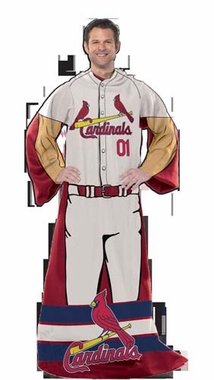 St Louis Cardinals Comfy Wrap (Uniform)