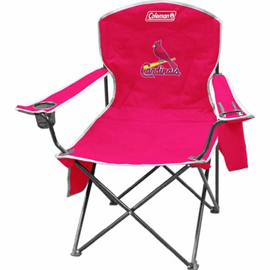 St Louis Cardinals Cooler Quad Tailgate Chair