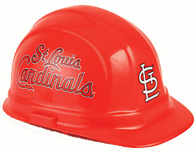 St Louis Cardinals Hard Hat