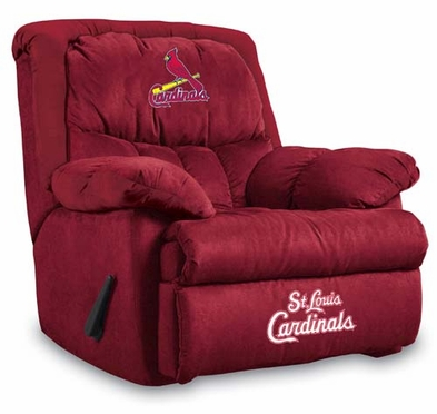 St Louis Cardinals Home Team Recliner