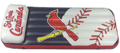 St Louis Cardinals Inflatable Raft