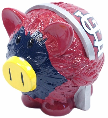 St. Louis Cardinals Piggy Bank - Thematic Large