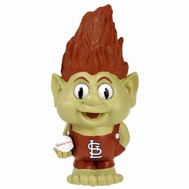 St. Louis Cardinals Large Troll Figurine
