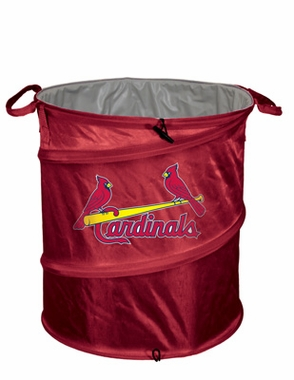 St Louis Cardinals Light Duty Trashcan