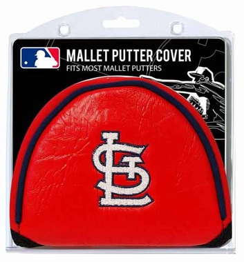 St Louis Cardinals Mallet Putter Cover